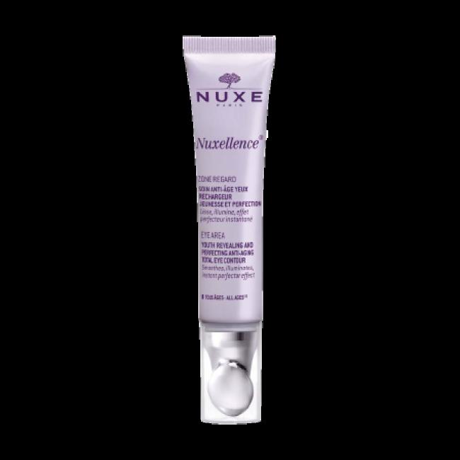 Nuxellence® Zone Regard Anti-age nega za blistavost i savršen izgled područja oko očiju