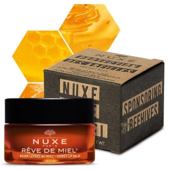 Rêve de Miel® Baume Lèvres au Miel Ultra-Nourrissant et RéparateurMedeni balzam za usne – izuzetno hranljiv i obnavljajući 102