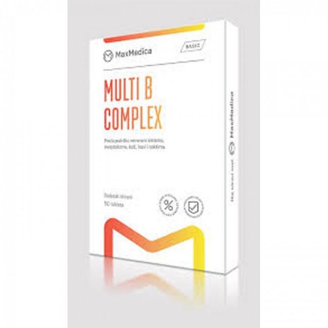 MULTI B COMPLEX tabl a50