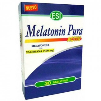 MELATONIN ACTIV tabl a30