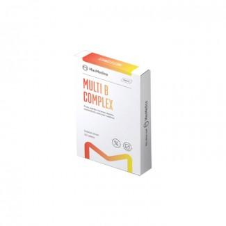MAXMED MULTI B COMPLEX tabl a50