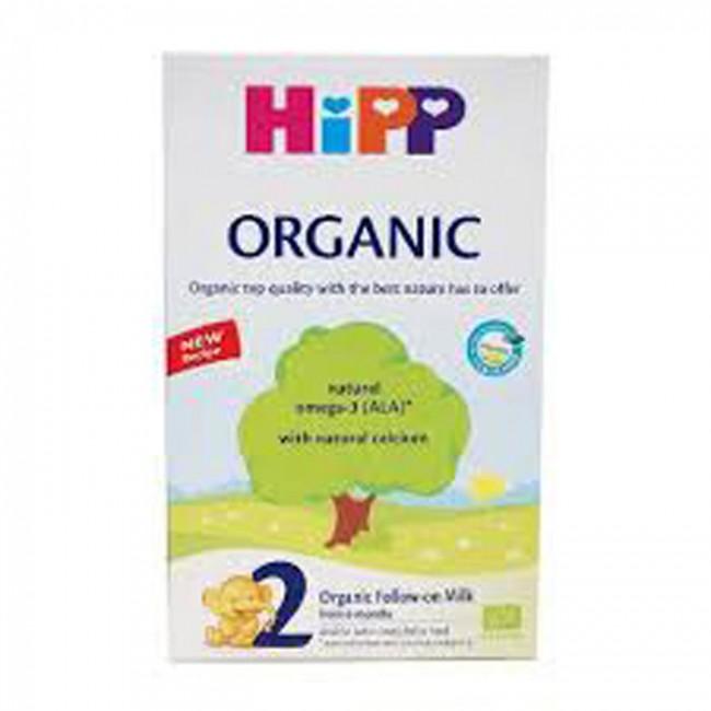 HIPP 2 ORGANIC PRELAZNO MLEKO