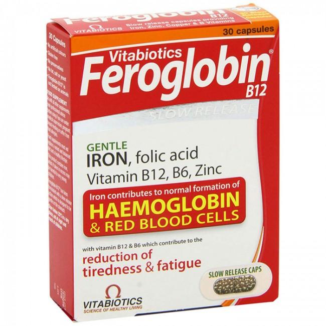 FEROGLOBIN CPS A30