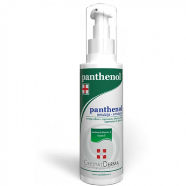 CD PANTHENOL EMULZIJA 150ml