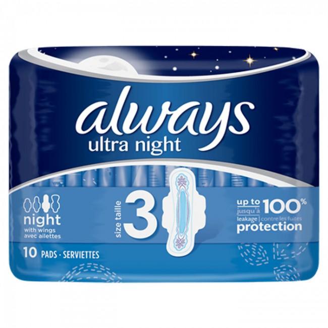 ALWAYS ULTRA NIGHT DUO A16