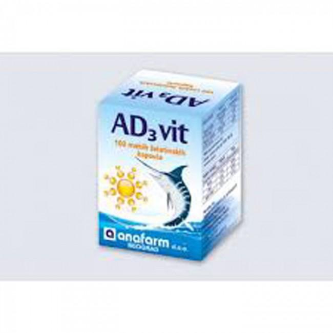 VITAMIN AD CAPS A100 KOM