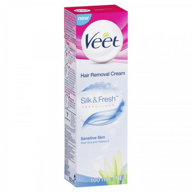 VEET KREMA ZA DEPILACIJU SENSITIVE 100ML