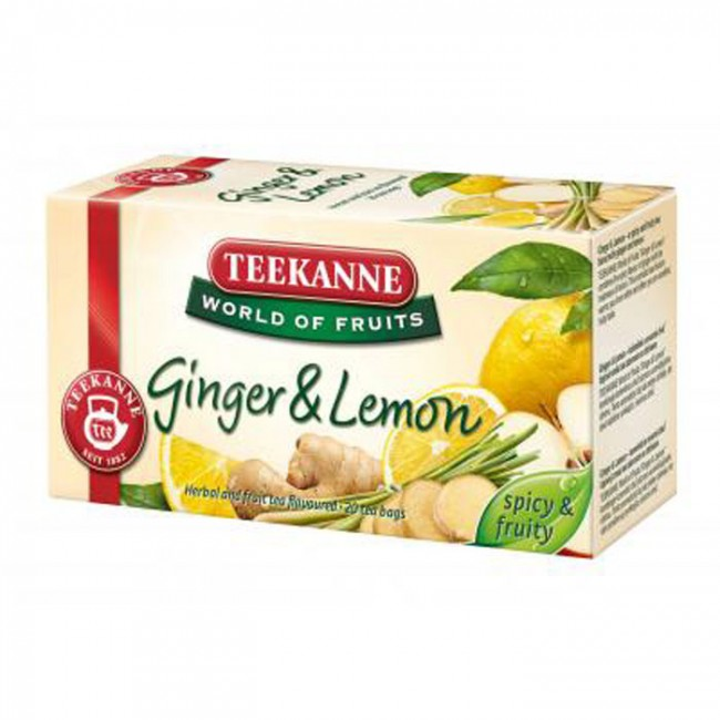 TEEKANNE GINGER LEMON 3303
