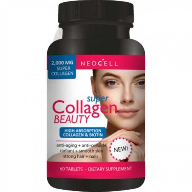 SUPER COLLAGEN BEAUTY TABLETE A60