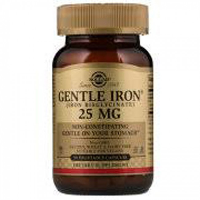 SOLGAR GENTLE IRON CPS A90