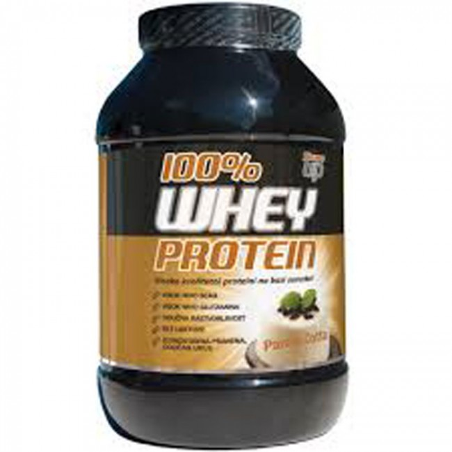 SHAPE UP WHEY PROTEIN PANNACOTA 908G