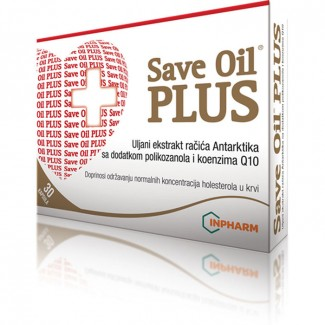 SAVE OIL PLUS KAPSULE A30