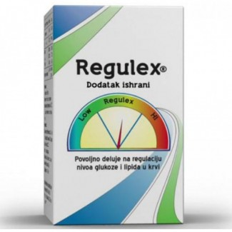 REGULEX KAPS 30X500MG