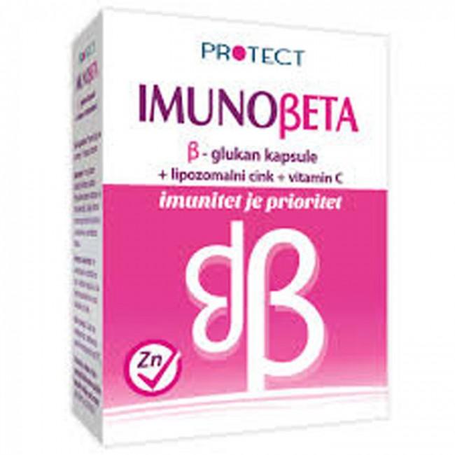 PROTECT IMUNOBETA GLUKANKAPS A30