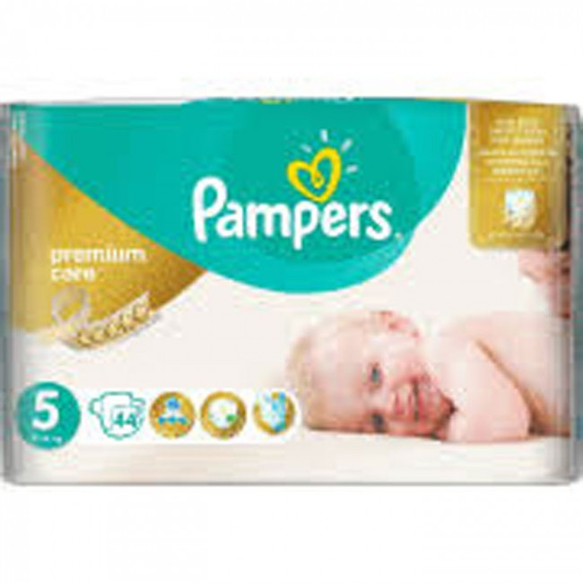 PAMPERS PELENE PREMIUM CARE 5 JUNIOR 11-25KG A21