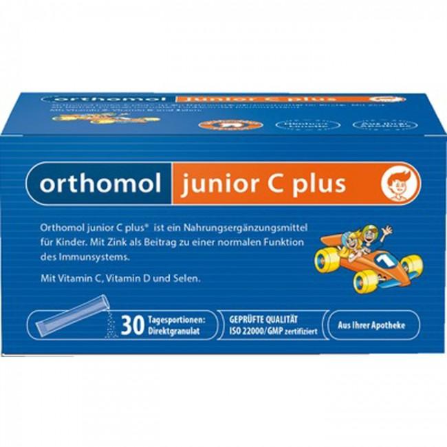 ORTHOMOL IMMUN JUNIOR KESICE A30