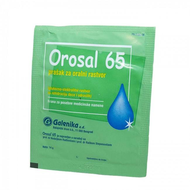 OROSAL 65 KESICA 13G