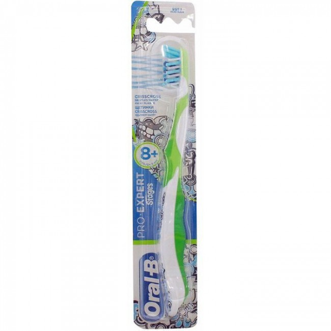 ORAL B STAGES  8+ GODINA