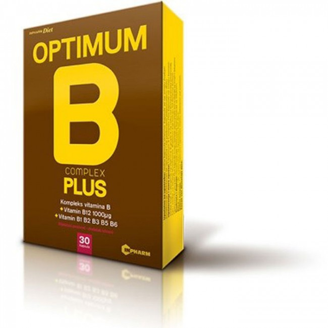 OPTIMUM B COMPLEX PLUS CPS A30