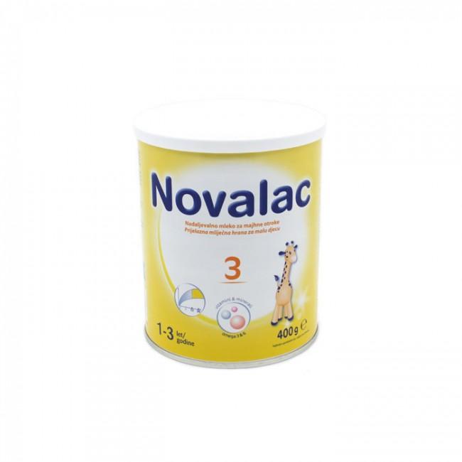 NOVALAC 3 400G 1-3 GODINA VANILA