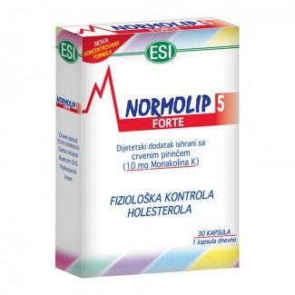 NORMOLIP FORTE DUO KAPS A60