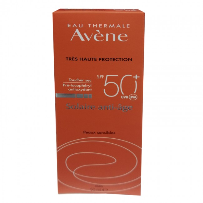 AVENE SUN ANTIAGE 50SPF 50ML