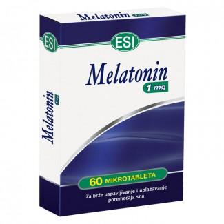 MELATONIN 60X1MG