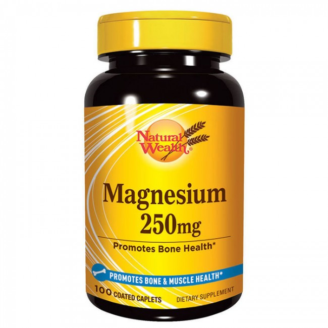 MAGNEZIJUM 250MG TABLETE A100