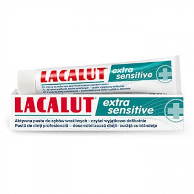LACALUT EXTRA SENSITIV PASTA ZA ZUBE 75ML