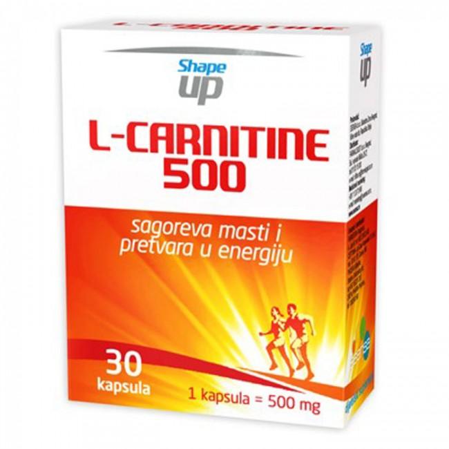 L-KARNITIN 500 KAPSULE A30