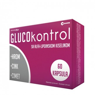 GLUCOKONTROL kaps a30