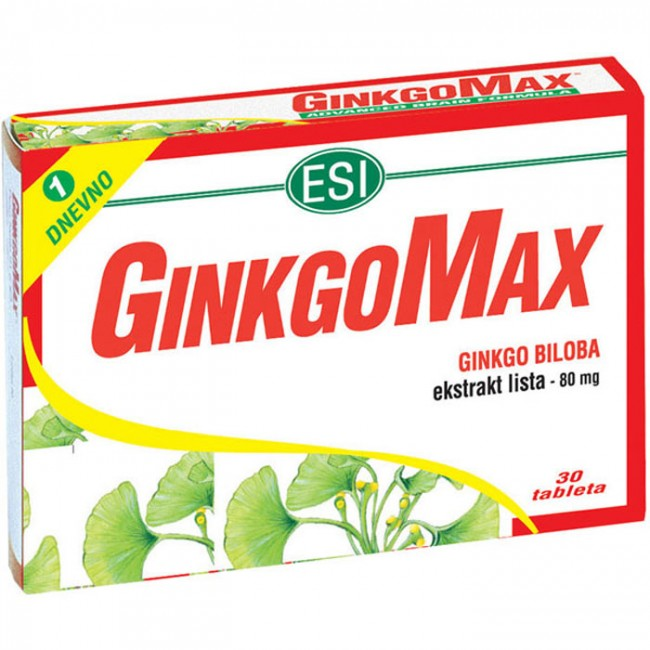 GINKGOMAX DUO PACK TBL A60