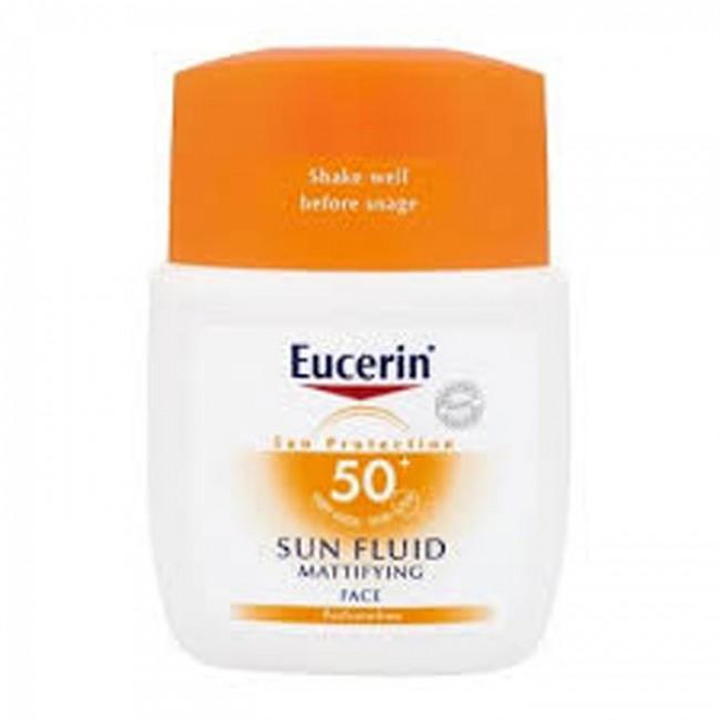 EUCERIN SUN FLUID F50+ 50ML