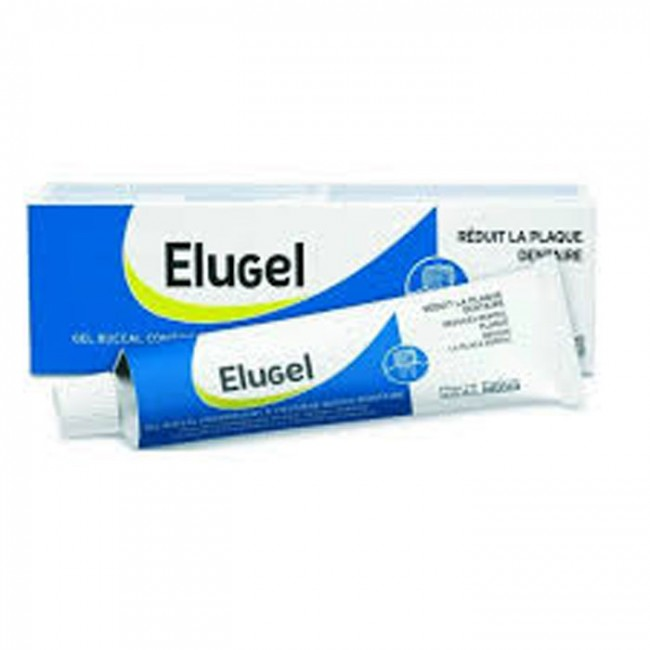 ELUGEL ORALNI gel 40ml