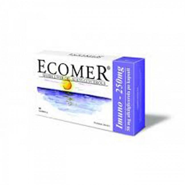 ECOMER CAPS 60X250MG
