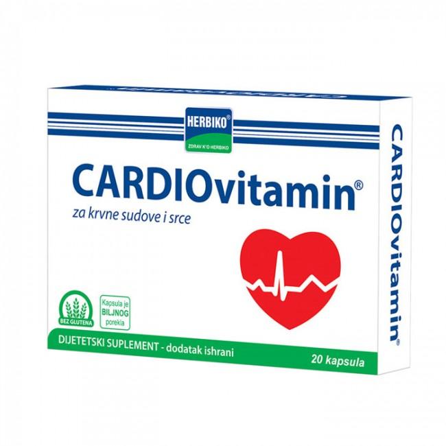 CARDIOVITAMIN KAPSULE A10
