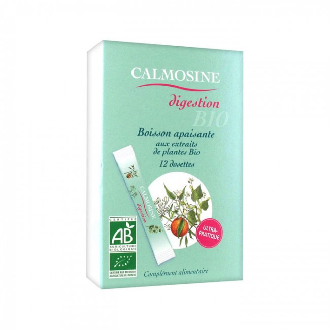 CALMOSINE DIGESTION KESICE 12x5ml