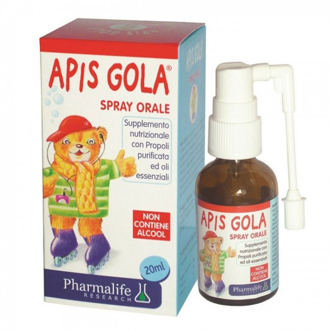 APIS GOLA ORALNI SPRAY A 20ML