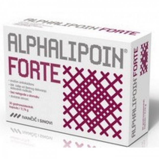 ALPHALIPOIN FORTE CPS A30