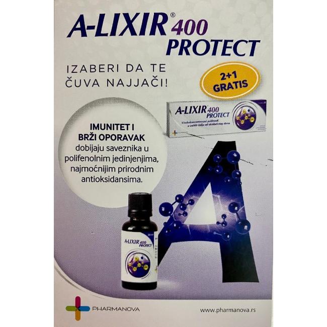 A-LIXIR 2+1 GRATIS