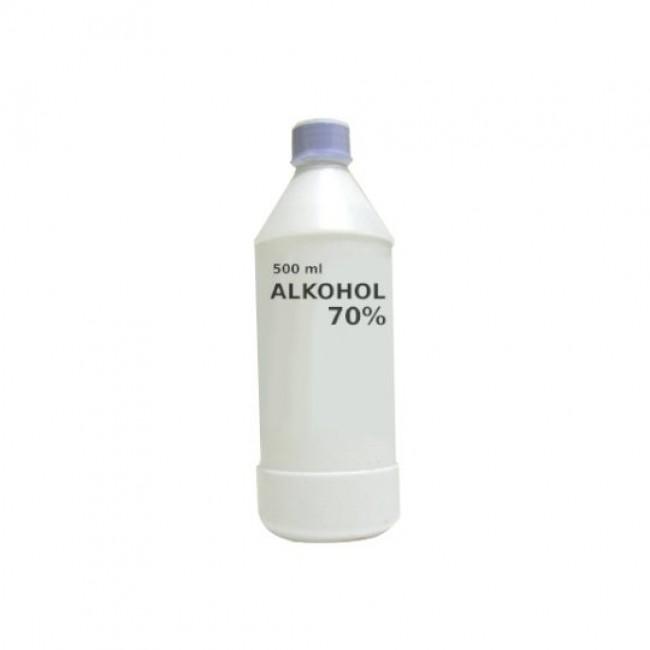 ALKOHOL 70% 500ml