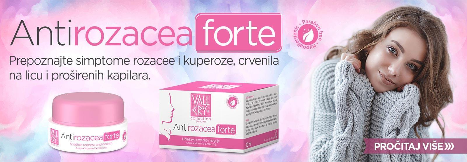 Antirozacea forte