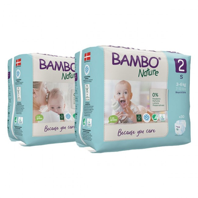 PELENE BAMBO NATURE ECO FRIENDLY 2 A30