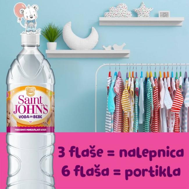 ST.JOHNS VODA ZA BEBE 1.5L
